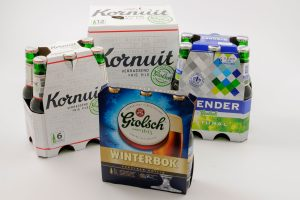 WestRock EvoTech Multi Pack solution for Grolsch