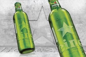 Heineken FOBO bottle