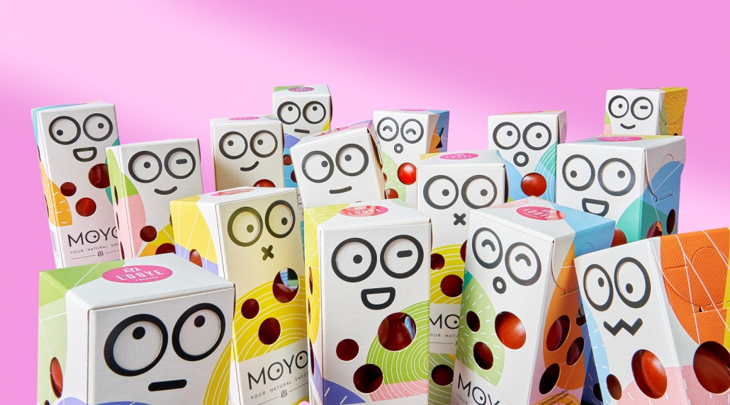 OD designstudio / FLEX/design, MOYO your naturel sweets