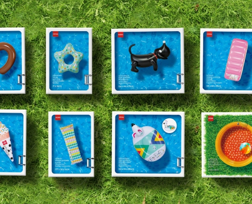 HEMA, HEMA summer inflatables - cool in the pool