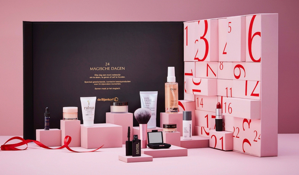 Van de Steeg BV, Beauty Adventskalender